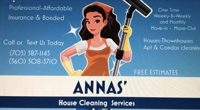 Anna's Cleaning ServiceLogo