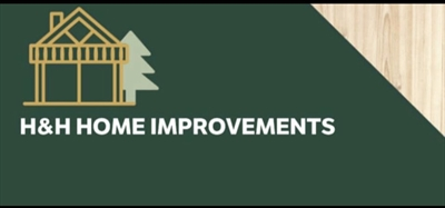 H&H home improvementsLogo