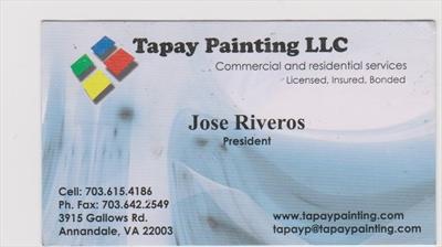 Tapay Painting LLCLogo