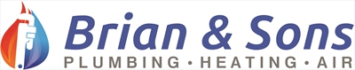 Brian and Sons PlumbingLogo