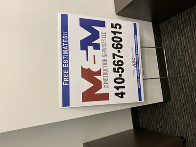 M&M ConstructionLogo