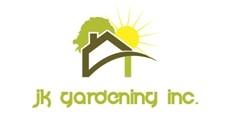 JK Gardening Lawn & Garden CareLogo