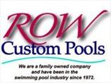 Row Custom PoolsLogo