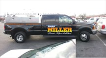 Todd Miller Roofing, Siding & Seamless Gutters !Logo