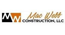 Mac Webb Construction, LLCLogo