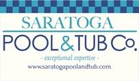 Saratoga Pool and Tub, LLCLogo