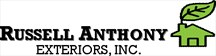 Russell Anthony Exteriors Incorporated Logo