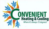 Convenient Heating & Cooling Logo